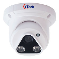 ADA2 Series Indoor IR Dome HD-AHD Camera