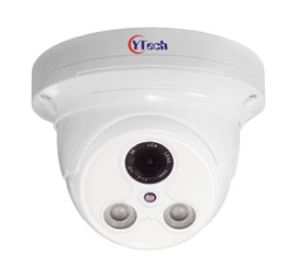 ADB2 Series IR Dome HD-AHD Camera