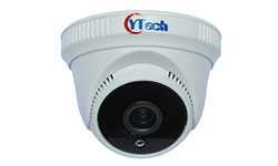 DA6 Series IR Dome Camera With  Audio
