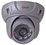 IDAC Series IR Waterproof Dome Camera