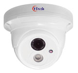 ADB1 Series OutDoor IR Waterproof Dome HD-AHD Camera