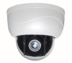 A Series IR Network PTZ Camera